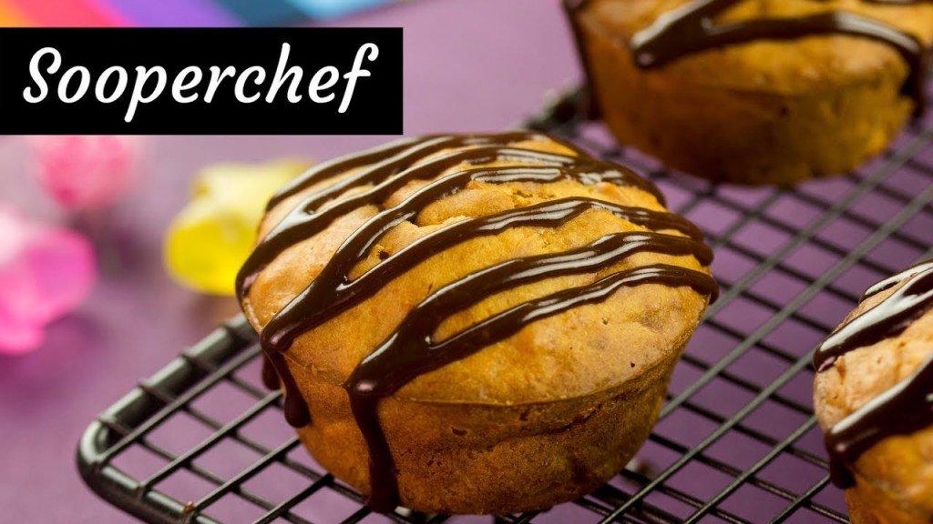 Apple Banana Muffins (Healthy Muffin Recipe) BySooperChef https://t.co/QCrsdm5Dc8 https://t.co/fAyulMI8KS