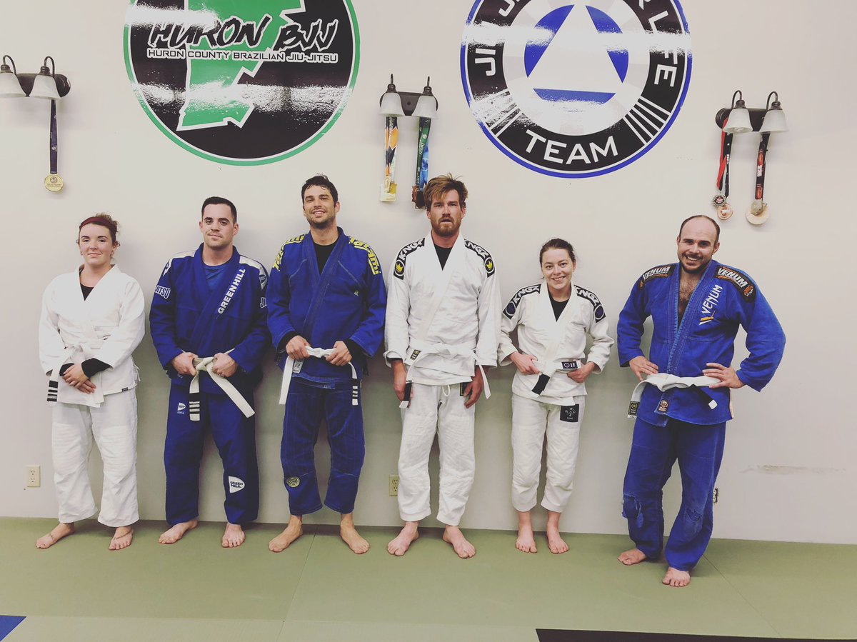 Huron BJJ on Twitter: