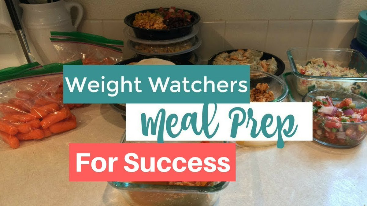 https://t.co/PE7ePYceKI - Weight Watchers Meal Prep for Success | Weight Watchers Recipes By Risa https://t.co/OOfCSaLG3d