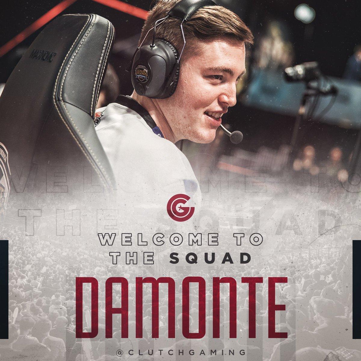 Hasil gambar untuk Damonte Clutch Gaming