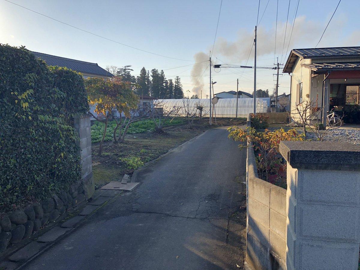 【火事】宮城県加美郡色麻町清水で火災 : まとめダネ!