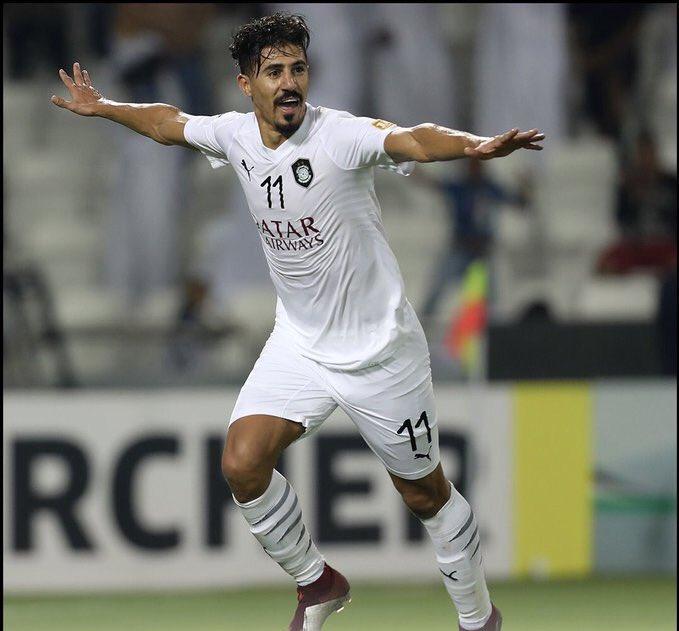 بغداد بونجاح يتصدر هدافي الدوري القطري 25