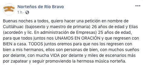 """Ejecutados el Grupo """"Los Norteños de Rio Bravo"""" en Reynosa- Tamaulipas Ds08F0YUUAELyxZ?format=jpg&name=small"""