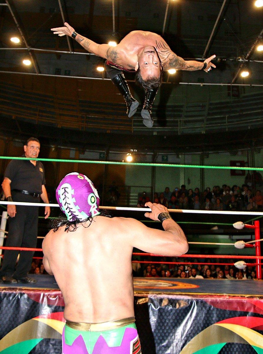 CMLL: Una mirada semanal al CMLL (Del 22 al 26 de noviembre de 2018) 6