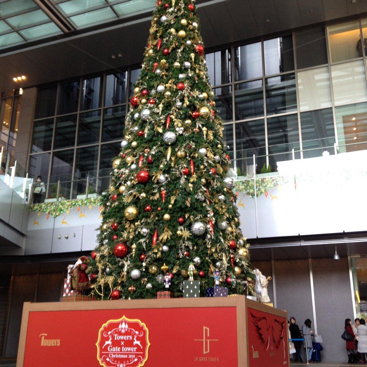 名古屋駅 桜通口 クリスマスツリー(1)