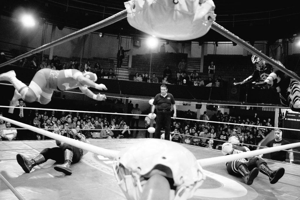 CMLL: Una mirada semanal al CMLL (Del 22 al 26 de noviembre de 2018) 7