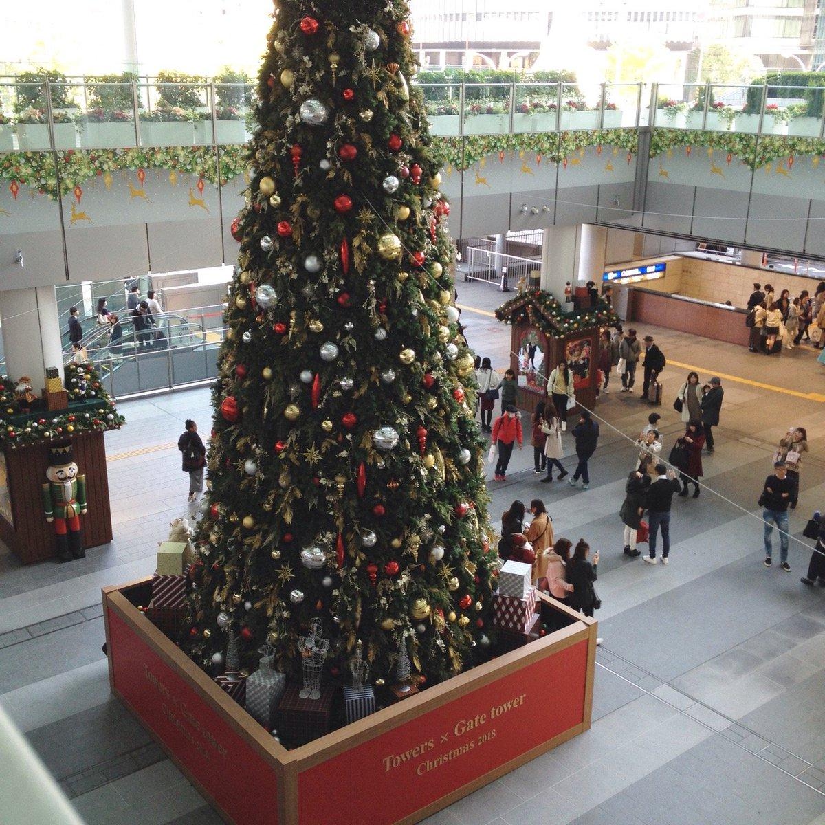 名古屋駅 桜通口 クリスマスツリー(2)