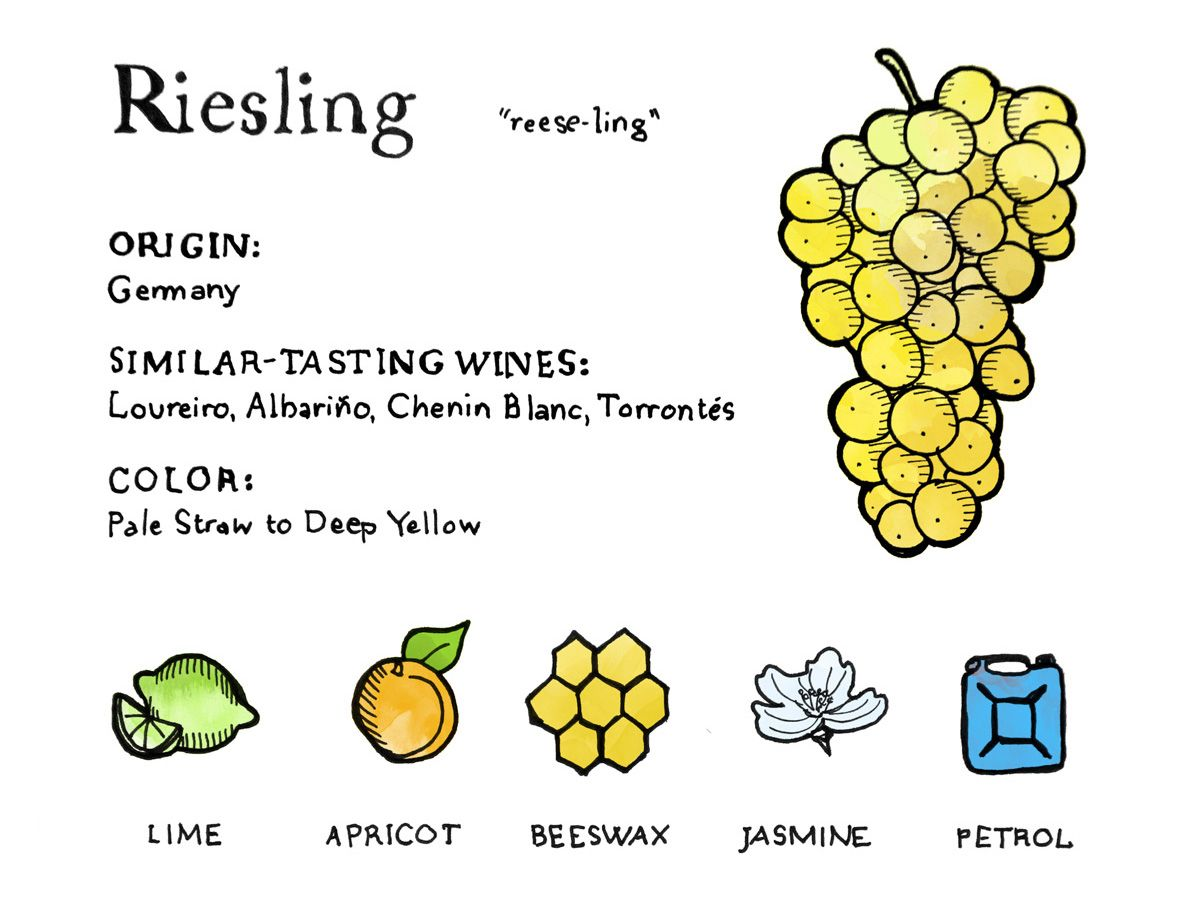 """If your first reaction to Riesling is """"I don't like sweet wine,"""" then we've got some great news for you...  https://wfol.ly/2MZOVQd"""