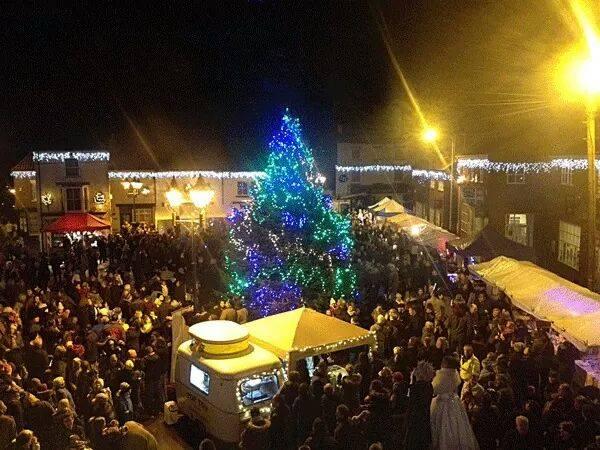 Traditional Christmas Lights.Gainsborough Life On Twitter See The Christmas Lights