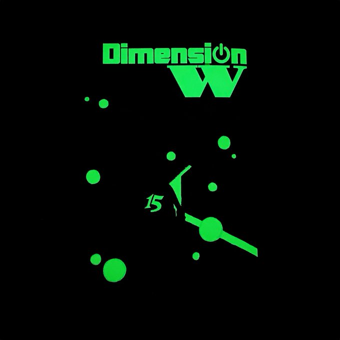 『Dimension W』15巻。結構続いてますね。