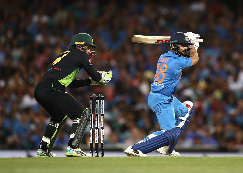 India vs Australia 2018-19: Virat Kohli Creates History In Sydney