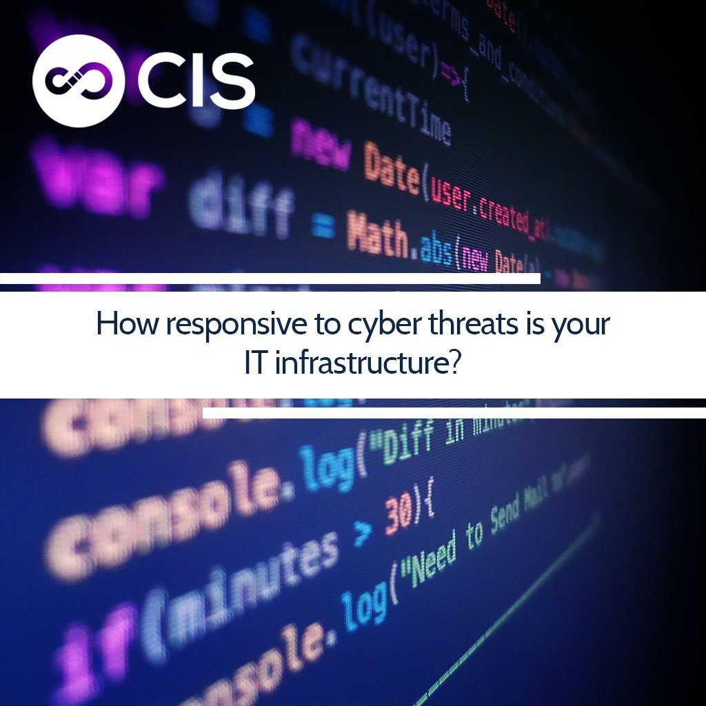 How responsive to #cyberthreats is your infrastructure? Unified Threat Management consolidates your security functions into one solution, protecting your business and simplifying your infrastructure. Contact us to keep your #onlinesecurity under control.