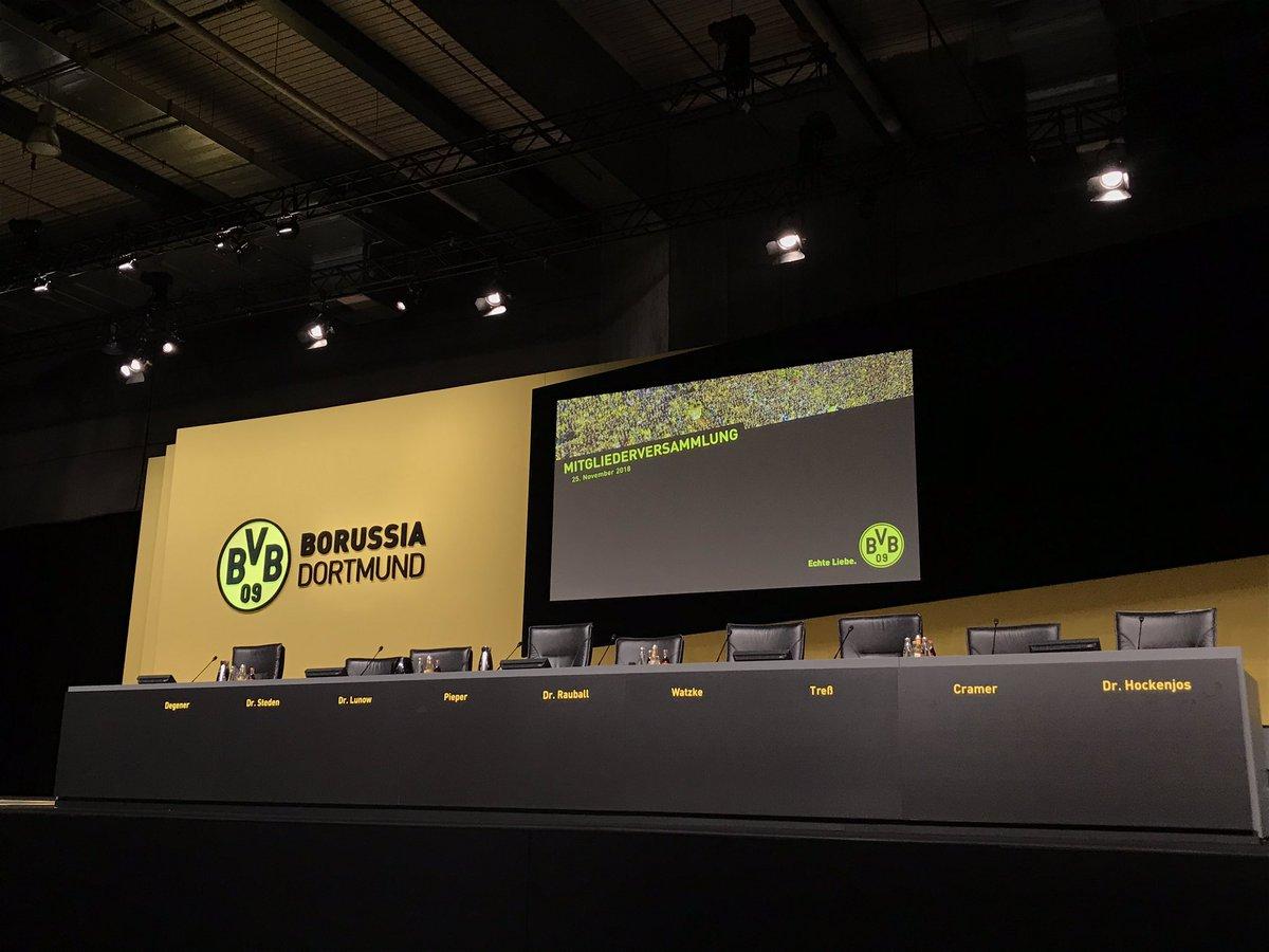 Borussia Dortmund в Twitter Guten Morgen Aus Dortmund Hier