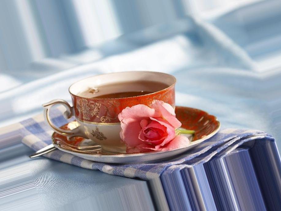 Картинки доброе утро романтично