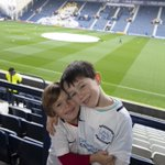 Good to have new PNE fans Mo and Beau in our exec box at Deepdale. What a game to start with!!!! PNE 4 Rovers 1 ....PNE lifers now @pnefc @Rovers #Football