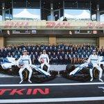 Команда 💪 Спасибо за этот сезон каждому, кто есть на этих фото! Сделаем это ещё раз вместе! / The Team 💪 Thanks to everyone, who is on these pictures for the season! Let's do it together one more time!  📷: Е. Сафронов (E. Safronov)  #SMPRacing #WeAreRacing #F1 #AbuDhabiGP 🇦🇪