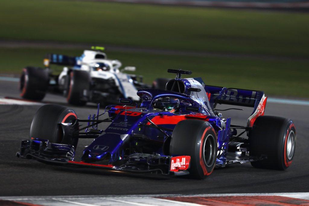 Domingo en Abu Dabi - Toro Rosso: mal cierre de temporada