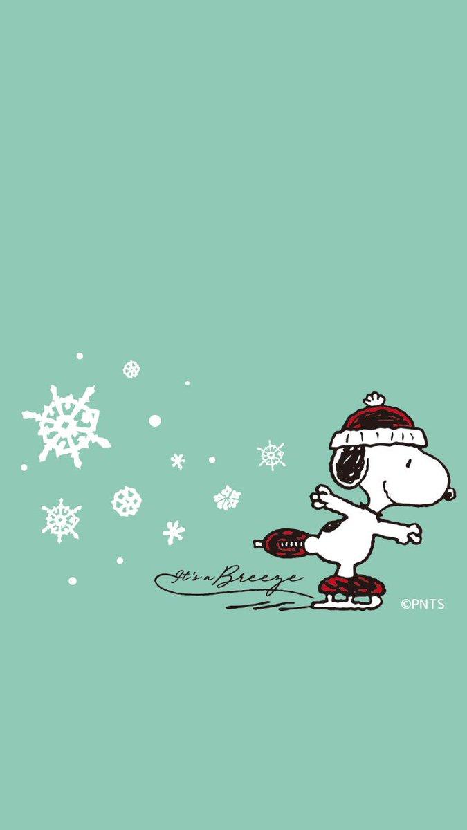 そらかける Sur Twitter Snoopy 壁紙 Guラウンジ