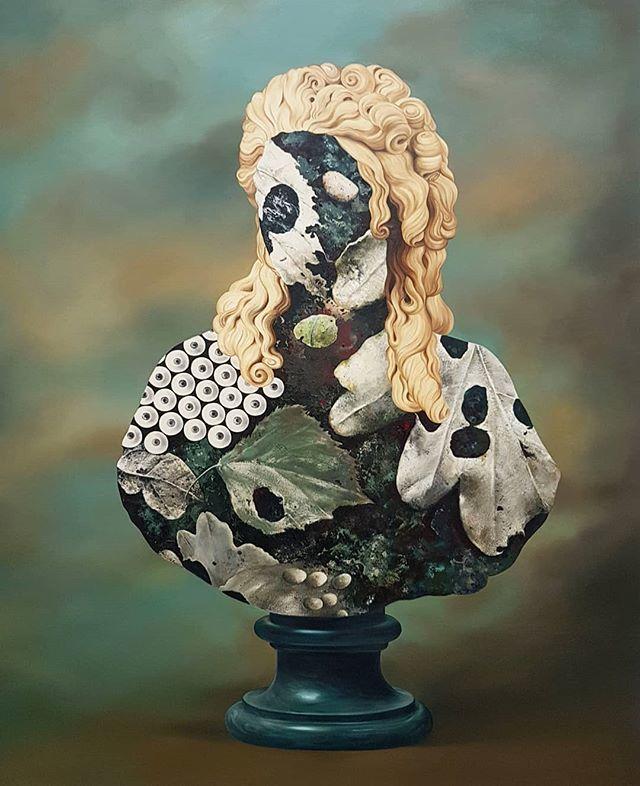 #EwaJuszkiewicz #Untitled #OilOnCanvas @rolandoanselmigalerie @artissimafair #painting #ContemporaryPainting #ContemporaryArt https://t.co/ZJEEg86VqQ