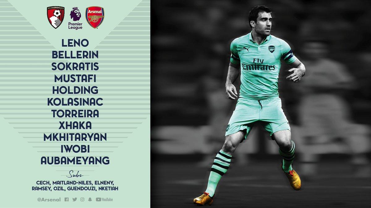 Time : hour kick Time team news lineup game BOUARS | Arsenal