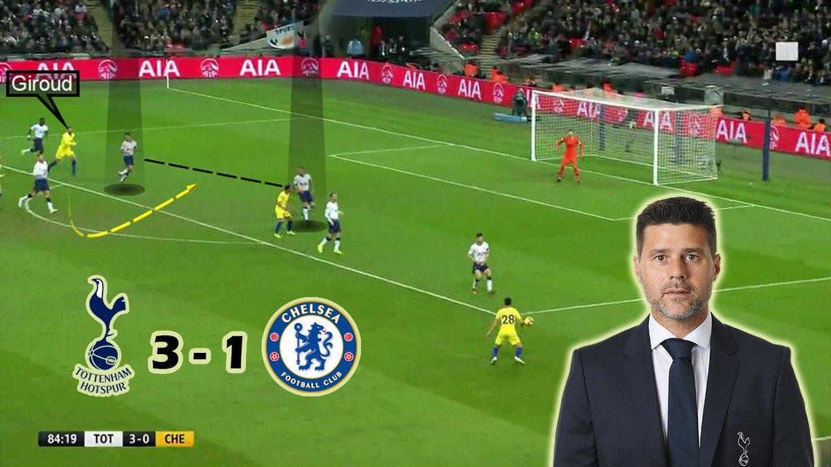 a9488a0e8bd Nouman How Spurs Ended Chelsea   39 s  tottenham  TOTCHE  chelsea  sarri   tactics ysispic.twitter.com yoksnva6GA