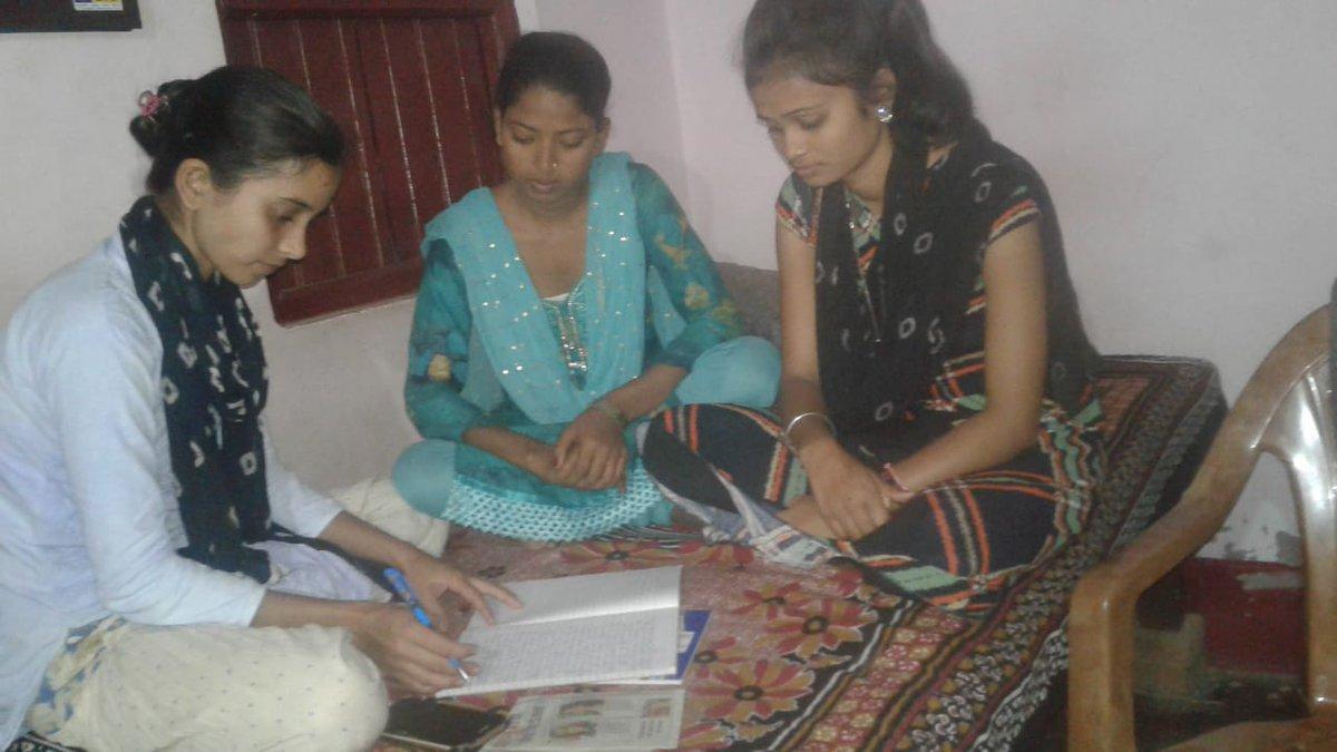 3 जनवरी 2019 को हमारे बेटी बचाओ बेटी पढ़ाओ की तर्ज पर संचालित #जागरूकता_अभियान_संस्था_गंगौर का चौथा #स्थापना दिवस है। जिसकी तैयारी को लेकर अपने एक्टिव सदस्य #गुड़िया व #पिंकी के साथ चर्चा किये। इस कार्यक्रम में लड़कियों के बीच विभिन्न प्रतियोगिता का आयोजन कर पुरस्कृत करेंगे। https://t.co/sKBEjkrQKL