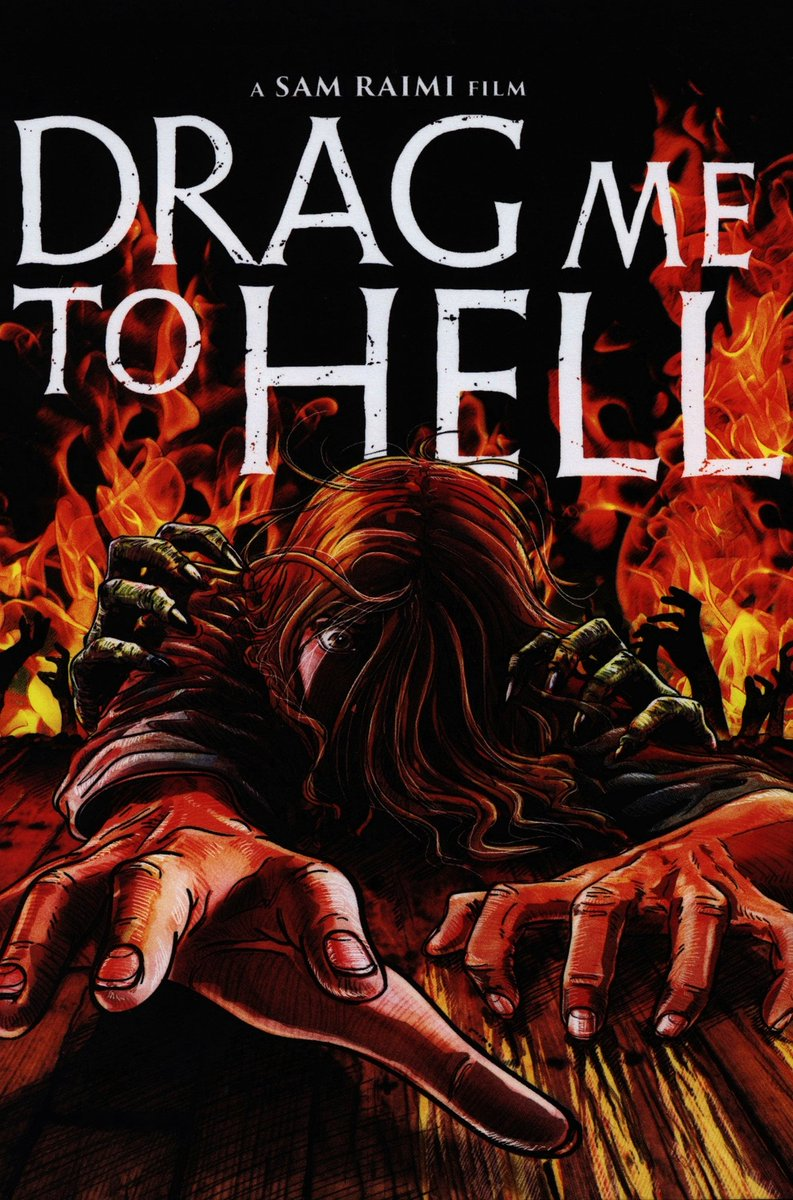 It S Me على تويتر Drag Me To Hell 2009 Art By Joel