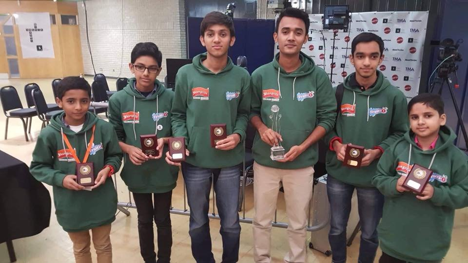 Scrabble is a mindgame...Pakistan team created history and won all six categories of the Junior Scrabble World Championship in Torquay, England...#TalentPakistan https://t.co/ql7wiogQQx