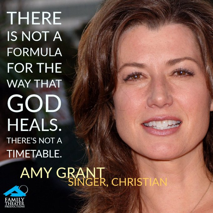 Happy Nov. 25 birthday to contemporary-Christian and pop music star Amy Grant ...