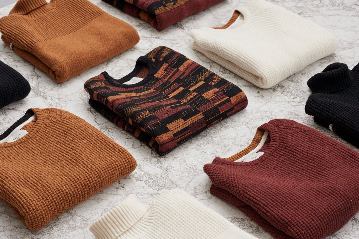 #BLACKFRIDAY sale - 15% off winter knitwear ❄️ bit.ly/percivalknitwe…
