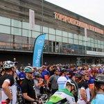 Image for the Tweet beginning: Wie fietst komende editie met