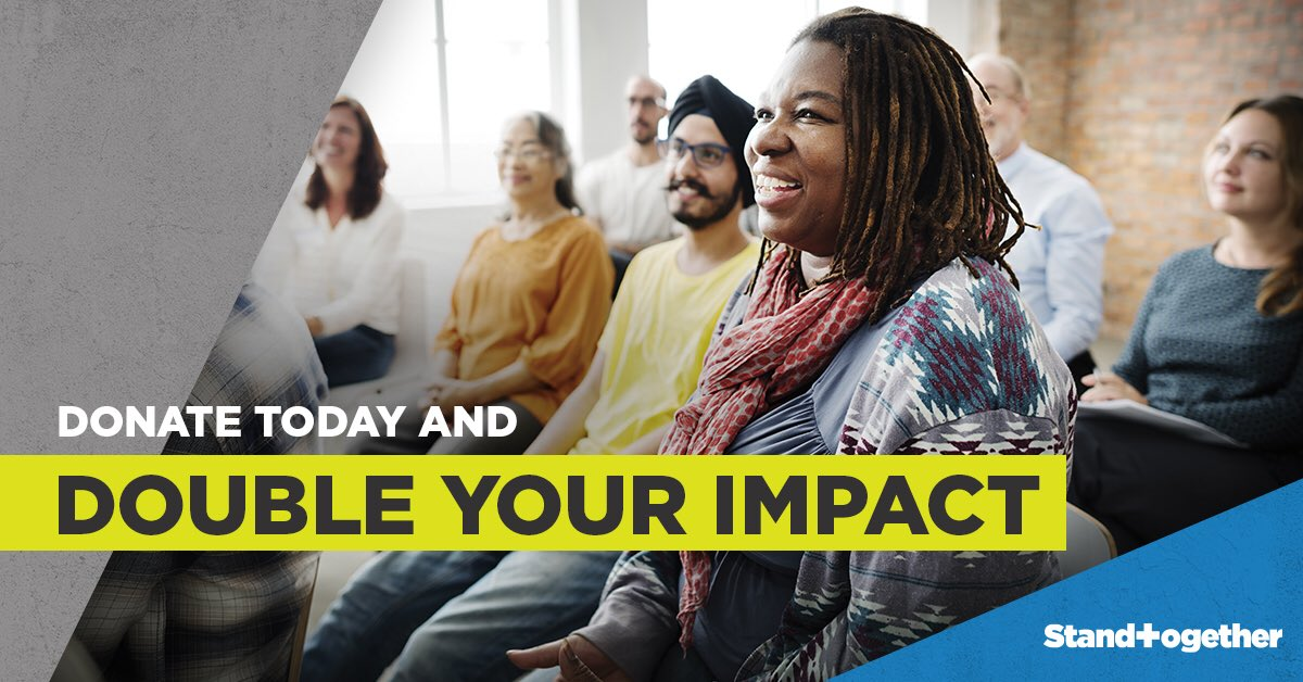 test Twitter Media - Make your Sunday truly count by investing in women and doubling your impact. Donate through https://t.co/d0arV3tm6N and @StandTgthr will MATCH your donation! #MakeItCount https://t.co/keQwP9azwn