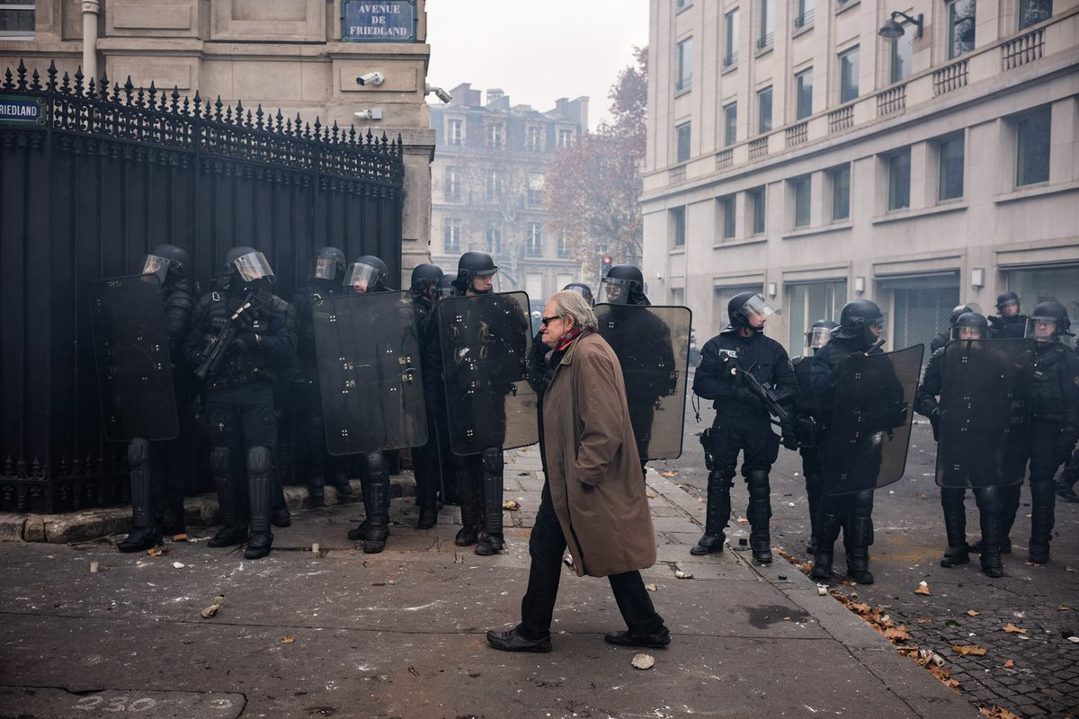 """revue ballast on twitter: """"quelques photos d'hier, aux champs"""
