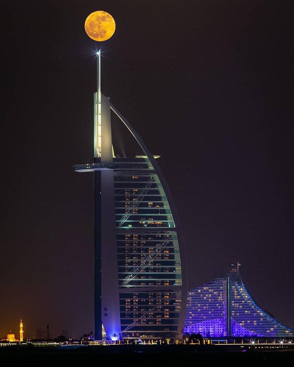 Dubai دبي On Twitter Hung Like A Great Luminous Pearl On The