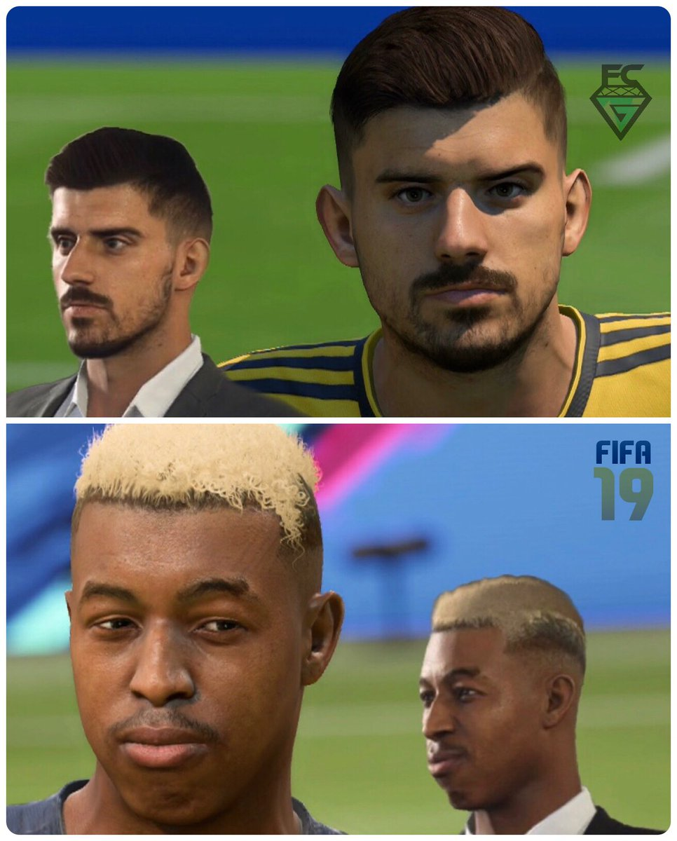 Fifa Career Gems On Twitter A Face Scan Star Head Makes A Player