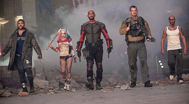 #SuicideSquad was originally supposed to feature a much stronger #JusticeLeague connection https://t.co/IHIVs5AeAx