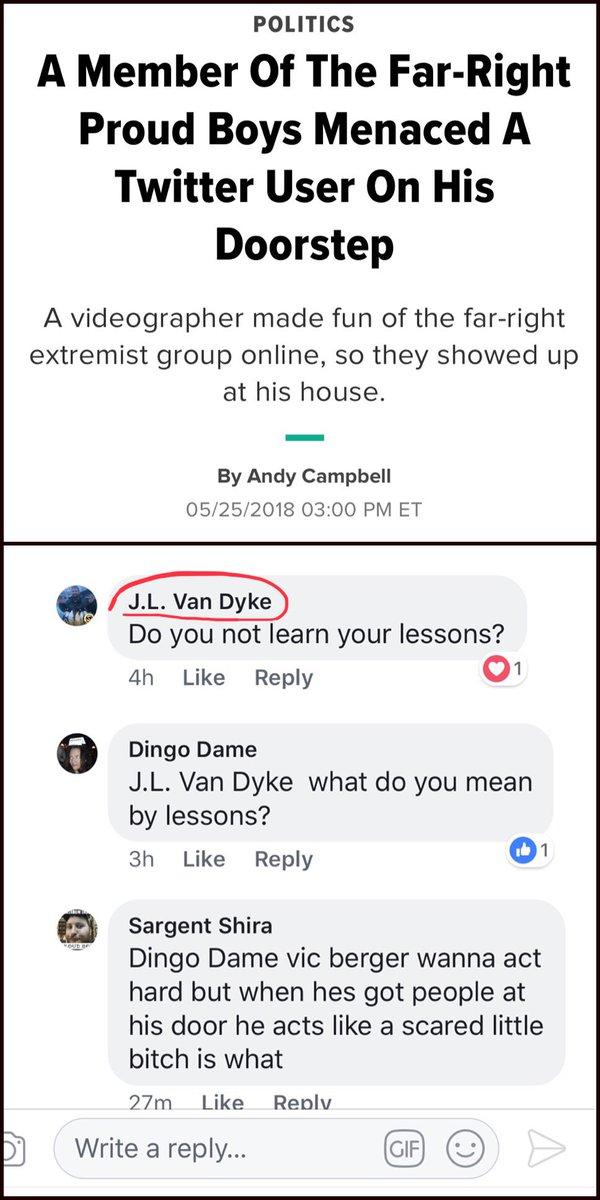 1b089d3ebff6 Vic Berger IV on Twitter