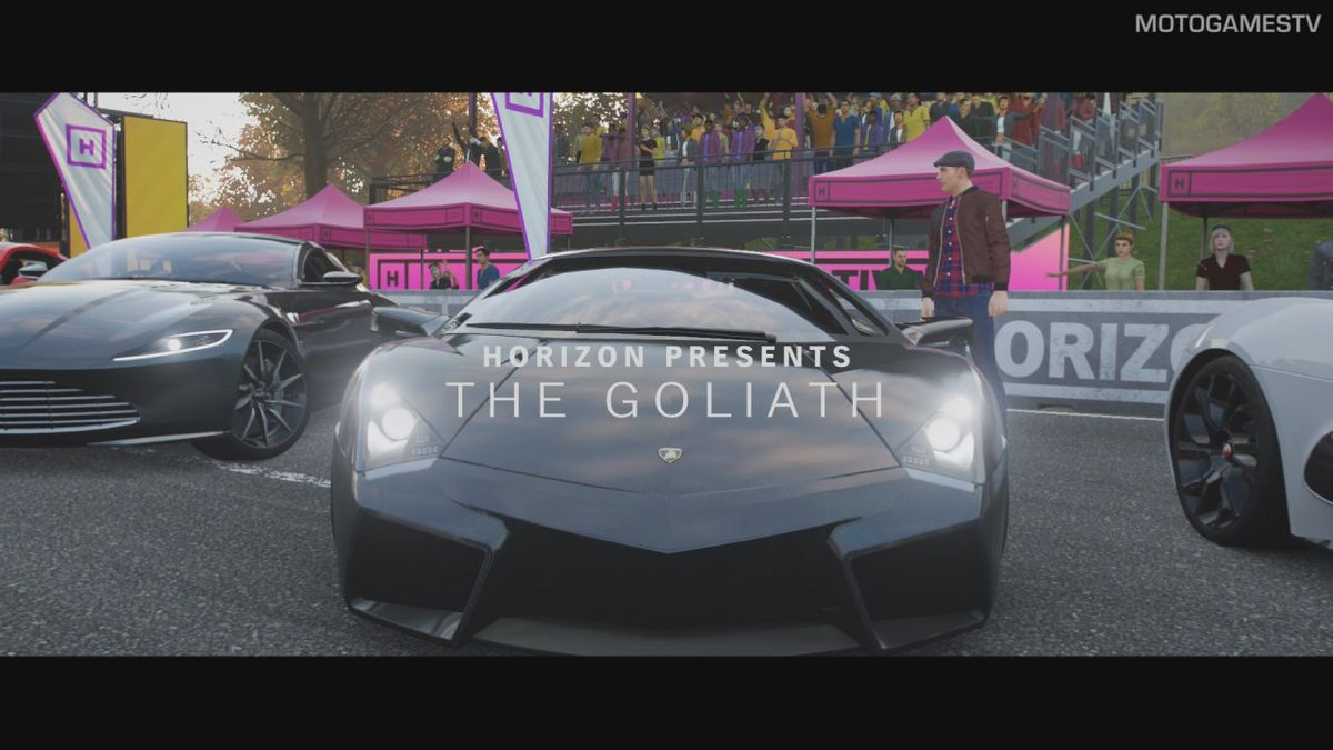 Motogames On Twitter Forza Horizon 4 The Goliath Gameplay In