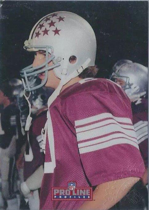 Happy Birthday to Boardman High School/Miami Hurricanes/Cleveland Browns legend Bernie Kosar! (