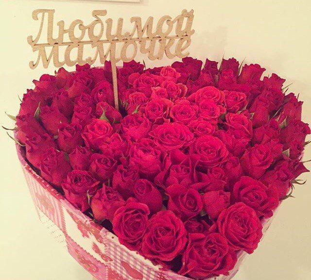 Открытки любимой мамочке розы