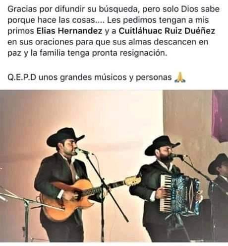 """Ejecutados el Grupo """"Los Norteños de Rio Bravo"""" en Reynosa- Tamaulipas Ds3sHL8V4AAzHxT?format=jpg&name=small"""