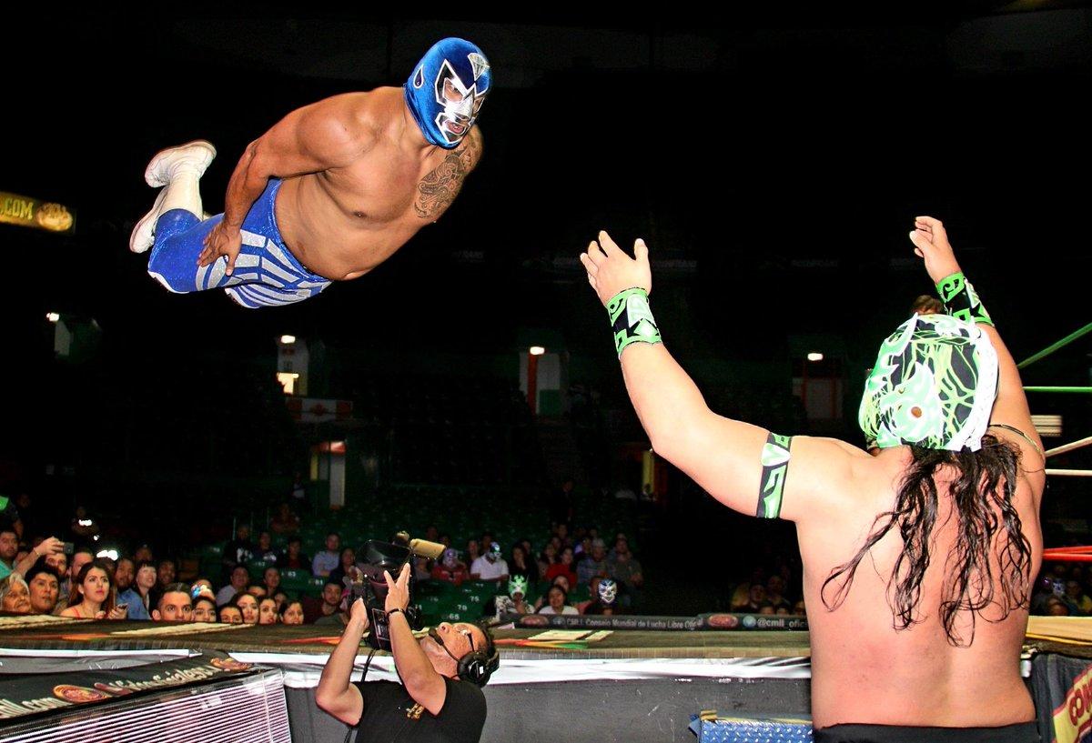 CMLL: Una mirada semanal al CMLL (Del 22 al 26 de noviembre de 2018) 11