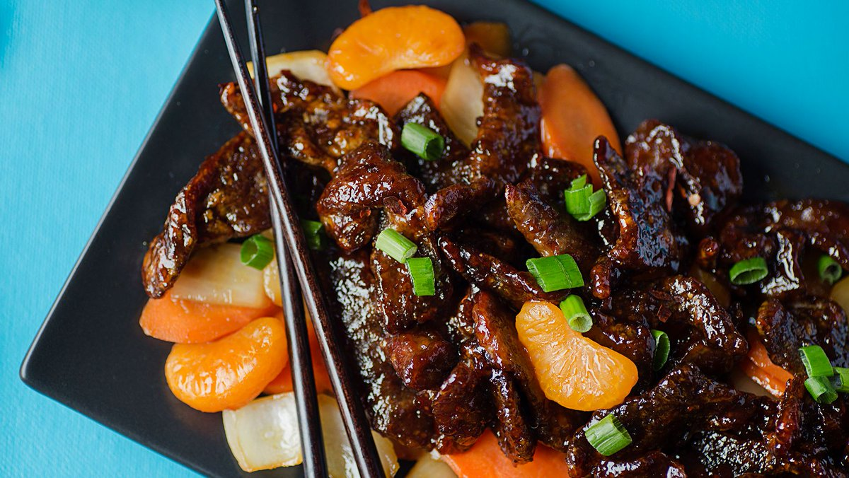 Meet your #foodie soulmate: #Mandarin Beef. Recipe available here: https://t.co/Lz75DClHUS #hgofarms #recipe https://t.co/jY1O2J8oIb
