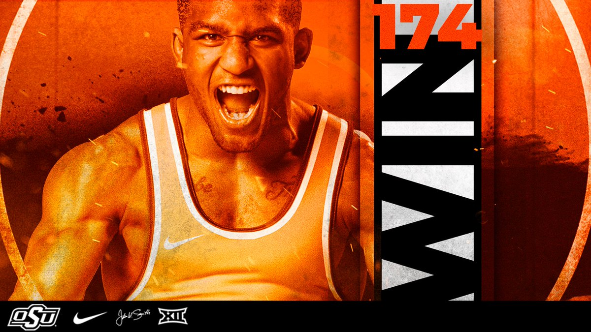174 | Smith squeaks out a 5-4 decision to keep wrestling through consolations. #okstate<br>http://pic.twitter.com/RhpjVTK9ze