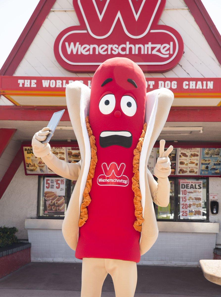 Wienerschnitzel At Wienerschnitzel Twitter