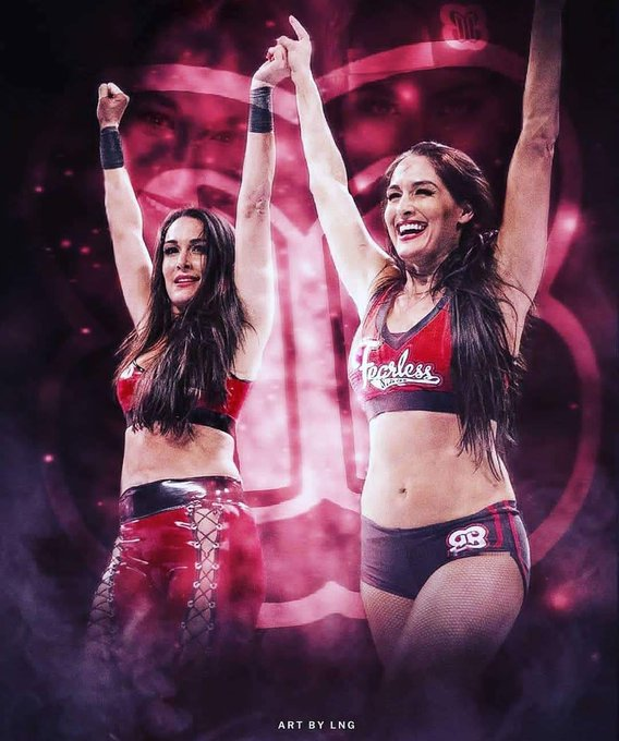 Happy birthday the bella twins and