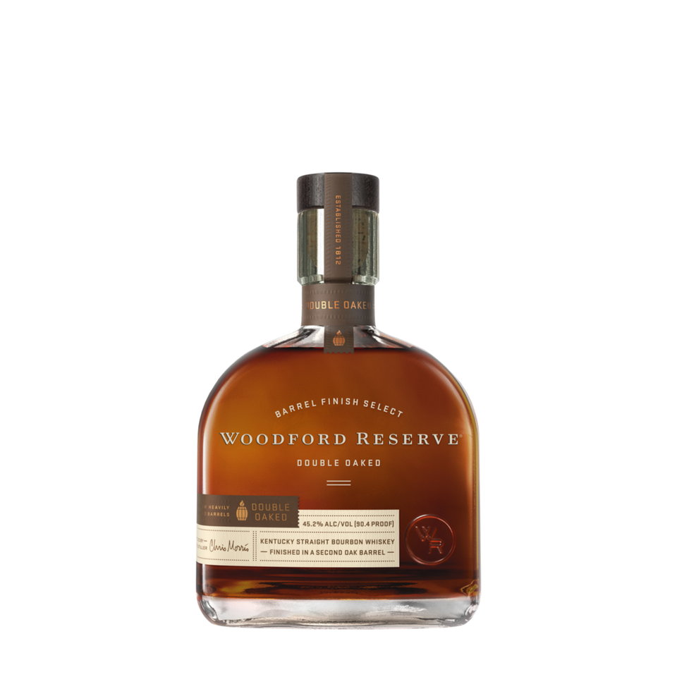 Holiday Gift Guide 2018: The best bourbon to gift dessert lovers? @WoodfordReserve's Double Oak. http://on.forbes.com/6011EER8D