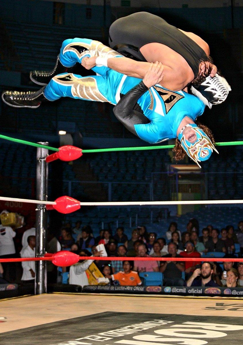 CMLL: Una mirada semanal al CMLL (Del 22 al 26 de noviembre de 2018) 9