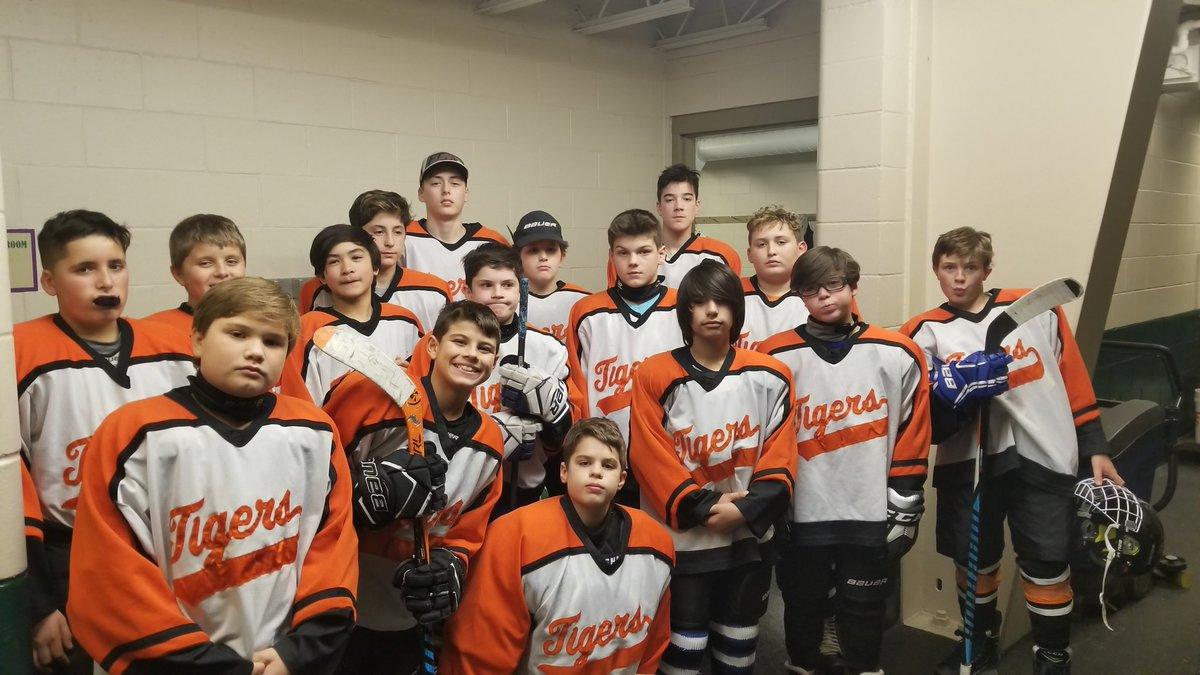 Biddeford Middle School Hockey 2018 2019 Nolette1missy Twitter