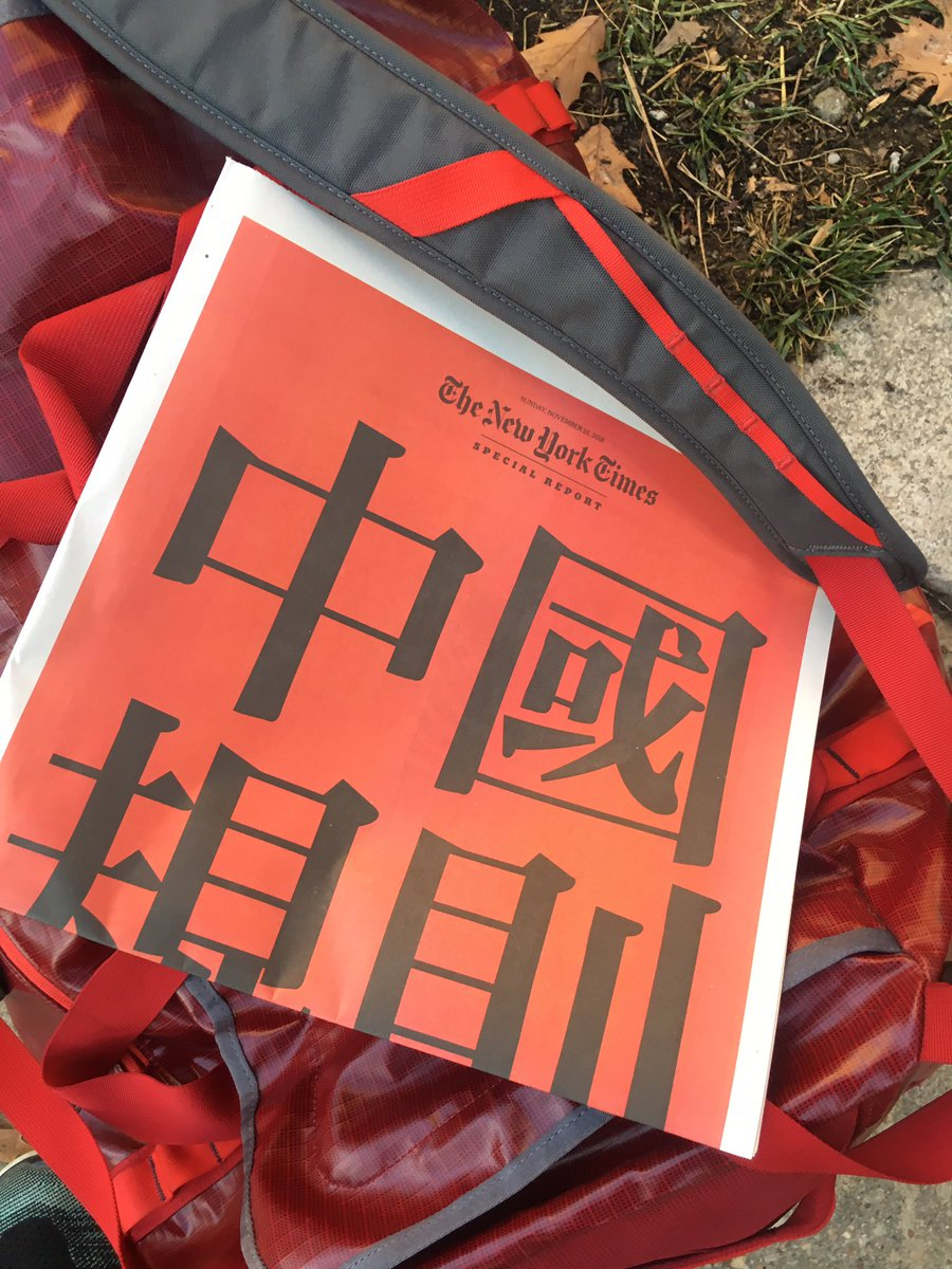 Edward Wong On Twitter Im Reading Stunning Print Nyt Version Of   Of China Rules Essays On Chinas Rise Congrats To Panphil   Colleagues Httpswwwnytimescominteractiveworldasiachinaruleshtml    Essay Papers Online also Proposal Essay Sample  Customs Writing Com